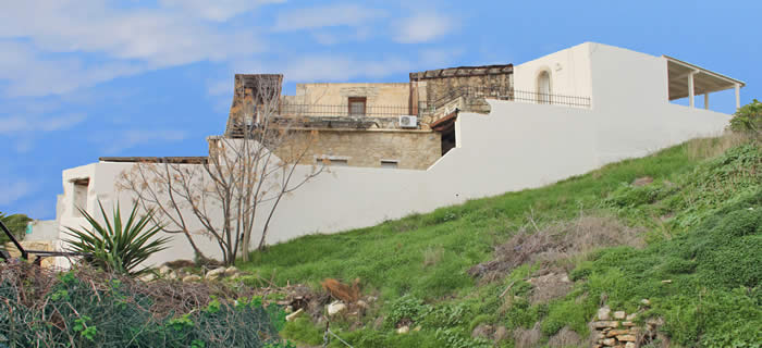 The Karolina & Kadiani House in Pitsidia, South Crete